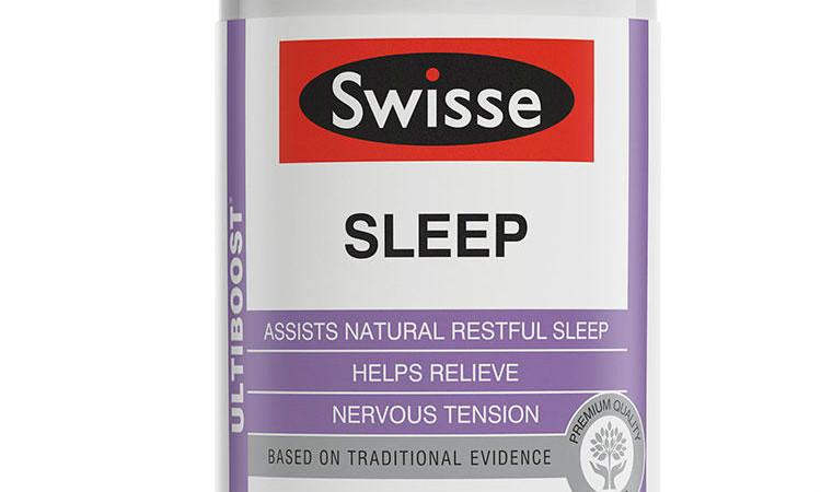 【直邮】Swisse 纯植物精华睡眠片 100片(提升睡眠质量/改善睡眠)